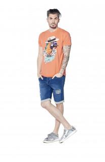 T-Shirt HAVANA Homme S18164 (36925) - DEELUXE