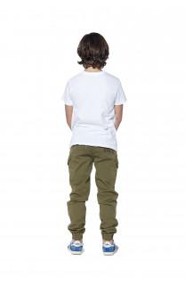 Pantalon COUNTRY Garçon S187018B (37005) - DEELUXE
