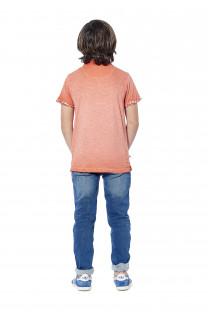 Polo shirt Adamson Boy S18226B (37014) - DEELUXE-SHOP