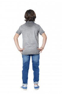 Polo shirt Adamson Boy S18226B (37017) - DEELUXE-SHOP