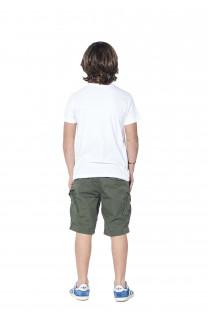 T-Shirt T-shirt Enjoy Boy S18186B (37047) - DEELUXE-SHOP