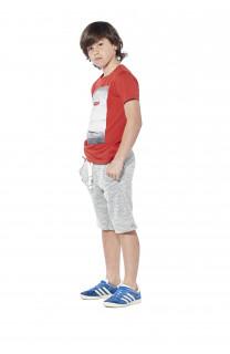 T-Shirt DENVER Garçon S18180B (37057) - DEELUXE