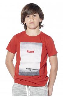 T-Shirt DENVER Garçon S18180B (37058) - DEELUXE