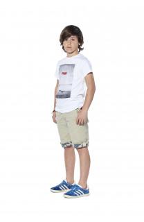 T-Shirt DENVER Garçon S18180B (37060) - DEELUXE