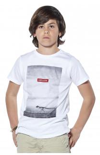 T-Shirt DENVER Garçon S18180B (37061) - DEELUXE