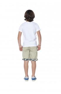 T-Shirt DENVER Garçon S18180B (37062) - DEELUXE