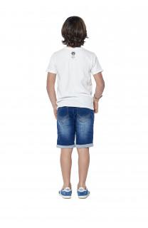 T-shirt T-SHIRT Flagy Boy S18160B (37071) - DEELUXE-SHOP