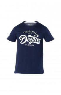 T-Shirt WRITE Homme S18142 (37158) - DEELUXE