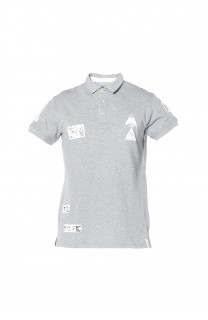 Polo VOILE Homme S18210 (37166) - DEELUXE