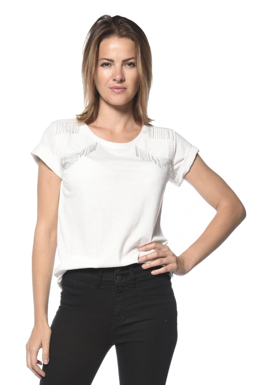 T-Shirt FORYOU Femme S18111W (37293) - DEELUXE