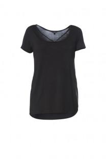 T-Shirt CLASH Femme S18128W (37320) - DEELUXE
