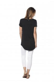 T-Shirt CLASH Femme S18128W (37322) - DEELUXE