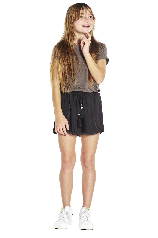 Short Short Loca Girl S18707G (37334) - DEELUXE-SHOP