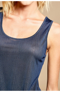 Tank Top TOP SHINY Woman W18164W (37406) - DEELUXE-SHOP