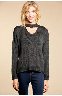 Sweater Sweater PRIMY Woman W18319W (37409) - DEELUXE-SHOP
