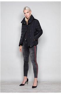 Puffy Jacket Puffy Jacket OSLO Woman W18603W (37422) - DEELUXE-SHOP