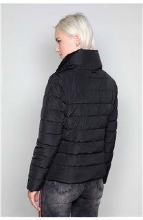 Puffy Jacket Puffy Jacket OSLO Woman W18603W (37423) - DEELUXE-SHOP
