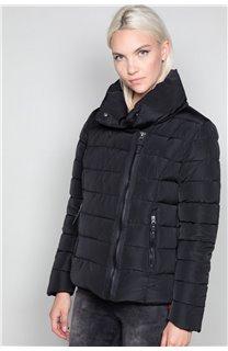 Puffy Jacket Puffy Jacket OSLO Woman W18603W (37424) - DEELUXE-SHOP