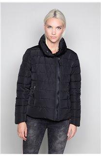 Puffy Jacket Puffy Jacket OSLO Woman W18603W (37425) - DEELUXE-SHOP