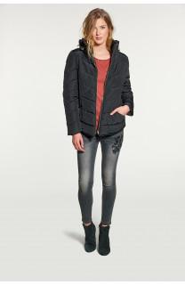 Puffy Jacket Puffy Jacket ALYA Woman W18605W (37427) - DEELUXE-SHOP