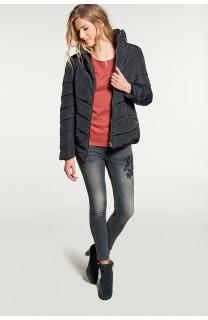 Puffy Jacket Puffy Jacket ALYA Woman W18605W (37428) - DEELUXE-SHOP