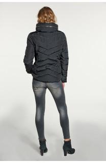 Puffy Jacket Puffy Jacket ALYA Woman W18605W (37430) - DEELUXE-SHOP