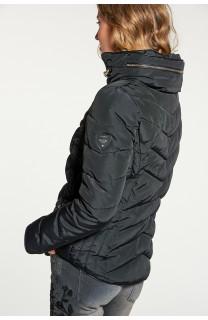 Puffy Jacket Puffy Jacket ALYA Woman W18605W (37431) - DEELUXE-SHOP