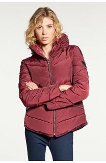 Puffy Jacket Puffy Jacket ALYA Woman W18605W (37432) - DEELUXE-SHOP