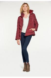 Puffy Jacket Puffy Jacket ALYA Woman W18605W (37433) - DEELUXE-SHOP
