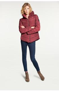 Puffy Jacket Puffy Jacket ALYA Woman W18605W (37434) - DEELUXE-SHOP