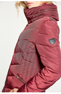 Puffy Jacket Puffy Jacket ALYA Woman W18605W (37436) - DEELUXE-SHOP