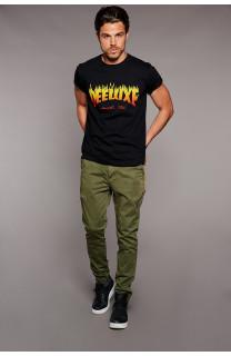 T-Shirt PUNK Homme W181316 (37463) - DEELUXE