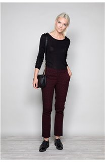 Sweater SWEATER LACY Woman W18316W (37479) - DEELUXE-SHOP