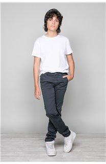 Pant CHINOS LAWSON Boy W187009B (37515) - DEELUXE-SHOP