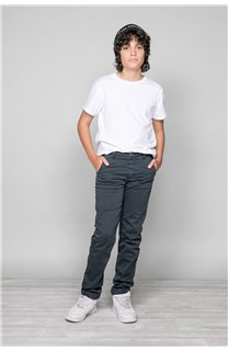 Pant CHINOS LAWSON Boy W187009B (37516) - DEELUXE-SHOP