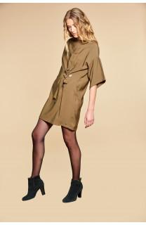 Dress Dress DIANE Woman W18216W (37526) - DEELUXE-SHOP