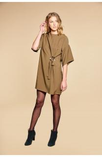Dress Dress DIANE Woman W18216W (37527) - DEELUXE-SHOP