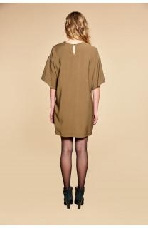 Dress Dress DIANE Woman W18216W (37532) - DEELUXE-SHOP