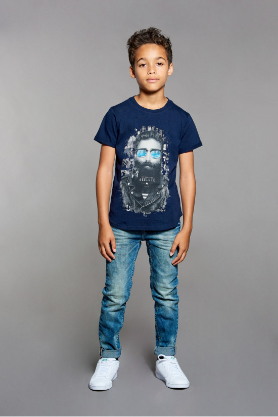 T-shirt CLYDE Boy W18132B (41392) - DEELUXE-SHOP