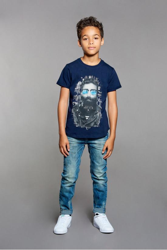 T-Shirt CLYDE Garçon W18132B (41392) - DEELUXE