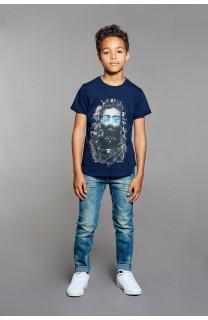 T-Shirt CLYDE Garçon W18132B (37568) - DEELUXE