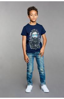 T-shirt T-shirt CLYDE Boy W18132B (37569) - DEELUXE-SHOP