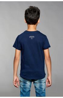 T-shirt T-shirt CLYDE Boy W18132B (37570) - DEELUXE-SHOP