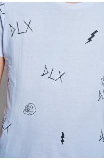 T-shirt T-shirt DEVIL Boy W18150B (37580) - DEELUXE-SHOP