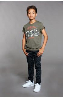 T-Shirt CAMYSON Garçon W18181B (37591) - DEELUXE