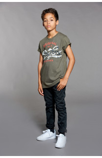 T-Shirt CAMYSON Garçon W18181B (37592) - DEELUXE