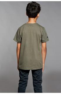 T-Shirt CAMYSON Garçon W18181B (37593) - DEELUXE