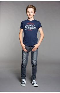 T-Shirt CAMYSON Garçon W18181B (37595) - DEELUXE