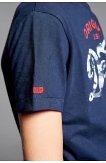 T-Shirt CAMYSON Garçon W18181B (37598) - DEELUXE