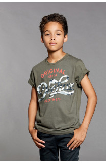 T-shirt CAMYSON Boy W18181B (37602) - DEELUXE-SHOP